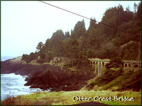 Otter Crest Bridge